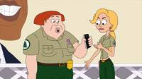 Бриклберри - 3 сезон / Brickleberry (2014) WEBDLRip + WEBDL720
