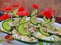 Красивое и необычное украшение блюд 6389517_s