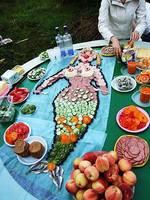 Красивое и необычное украшение блюд 6389514_s