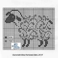 2015 год - год Овцы (Козы) 6408358_s
