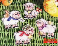 2015 год - год Овцы (Козы) 6408817_s