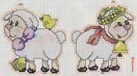 2015 год - год Овцы (Козы) 6408820_s