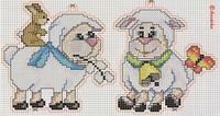 2015 год - год Овцы (Козы) 6408821_s