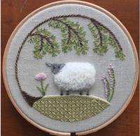 2015 год - год Овцы (Козы) 6409056_s