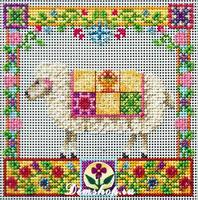 2015 год - год Овцы (Козы) 6409054_s