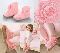 Пинетки, носочки, тапочки - для детей 6431975_s
