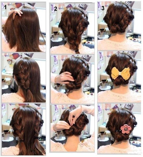 Дизайн причёски мода и стили