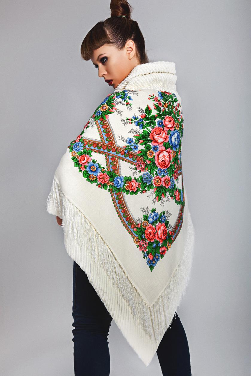 Мода из платков своими руками