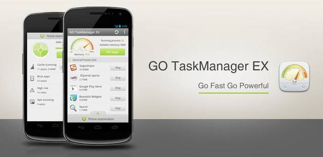 GO Cleaner & Task Manager PRO v3.91 (2014/RUS/ENG/Android)