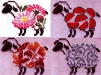 2015 год - год Овцы (Козы) 6517107_s