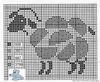2015 год - год Овцы (Козы) 6517111_s