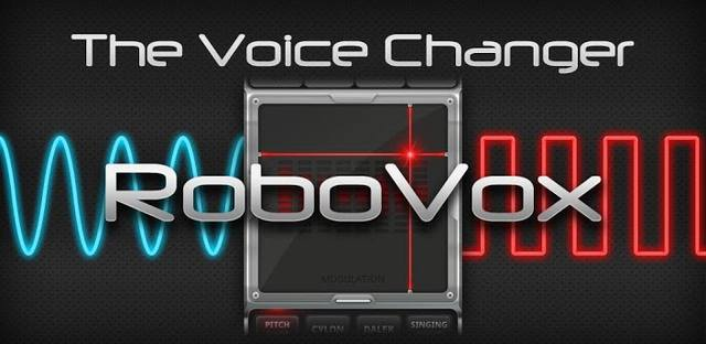 RoboVox Voice Changer Pro v1.8.1 (2014/ENG/Android)