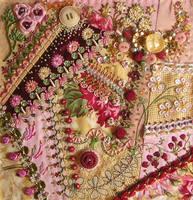 Смешанная техника вышивки - красивые работы! 6559394_s