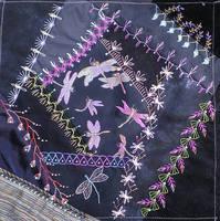Смешанная техника вышивки - красивые работы! 6559426_s