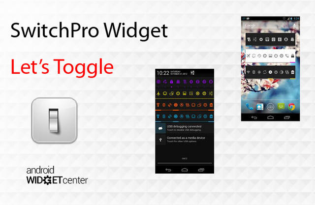 Switch Pro Widget v2.2.9 (2014/RUS/ENG/Android)