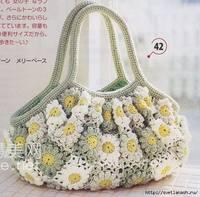 Вязаные сумки - с описанием и схемами 6577530_s