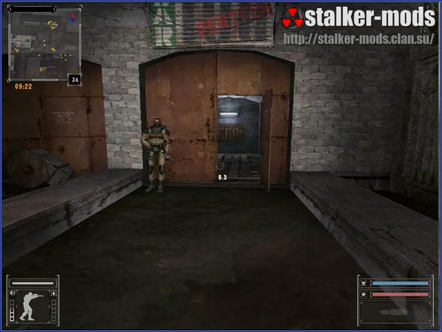 Stalker Пространственная Аномалия Update 5