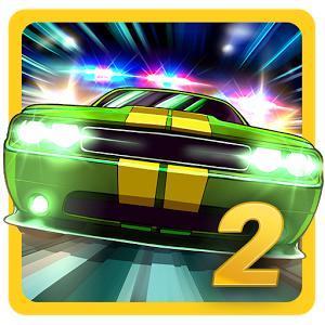 Road Smash 2: Hot Pursuit v1.3.6 + Mod (много денег) (2014/RUS/ENG/Android)
