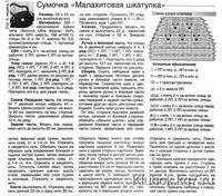 Вязаные сумки - с описанием и схемами 6610143_s
