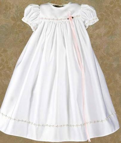 Сшить крестильное платье