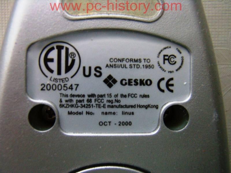 Pele Gesko-linus 3