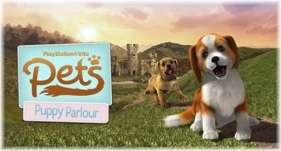 PS Vita Pets: Твой щенок v1.0 + Mod + Кэш (2014/RUS/ENG/Android)