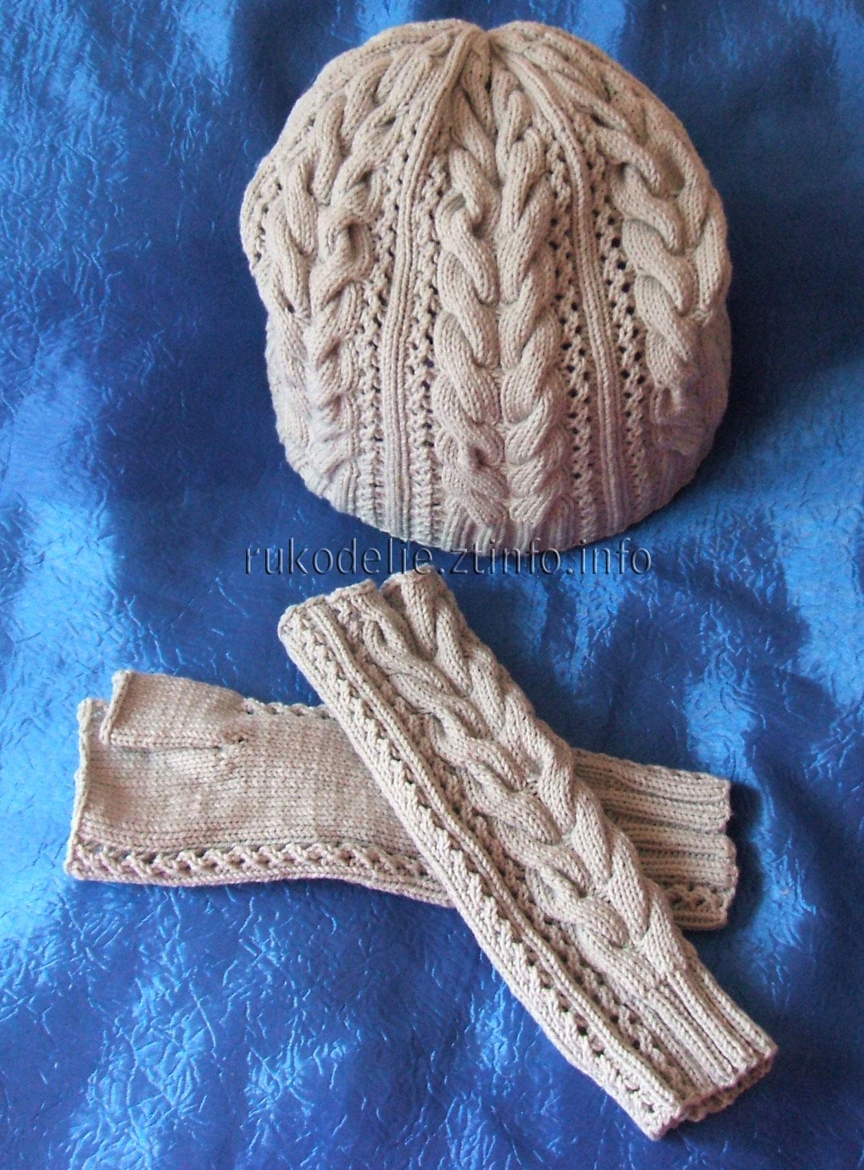 Для женщин спицами Вязание спицами, крючком, уроки 97