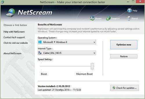 NetScream 2.10.28.2013