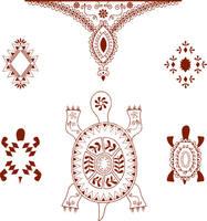 Рисунки и трафареты для точечной росписи 6769011_s