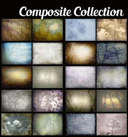 Composite Texture Collection