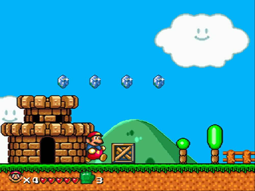 Download Mario World Game Free