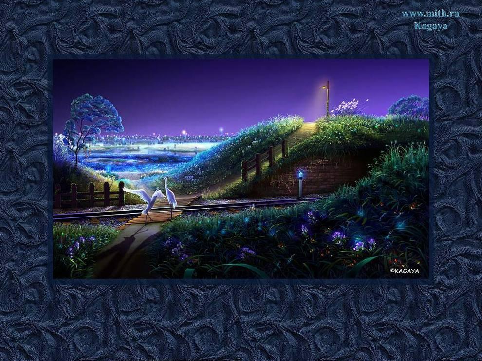 Живопись на тему фантастики, фэнтези, сказки, сюрреализма - Страница 2 6842547_m