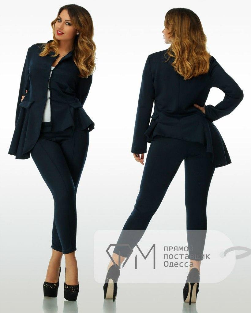 Женский костюм 54 размера доставка