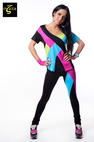 Спортивные одежды для фитнеса девушками 2