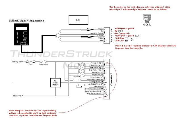 hayden electric fan controller wiring diagram traction sevcon millipak controller 633t46101 (6 flashes ... #7