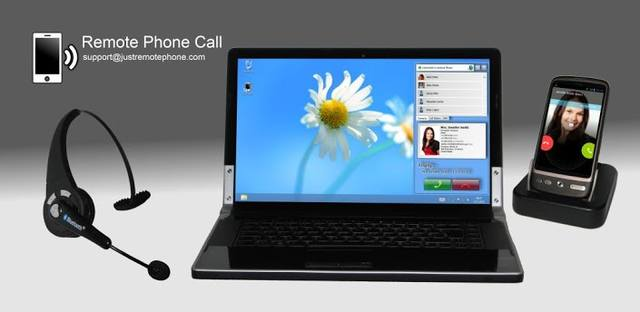 Remote Phone Call v5.4 (2014/RUS/ENG/Android)