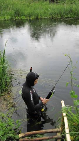 казачий ерик темрюкский район рыбалка