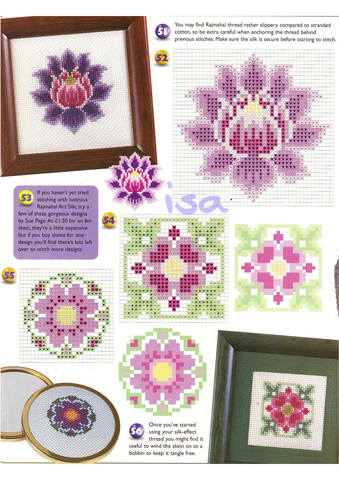 The World Of Cross Stitching 019 Страница 32