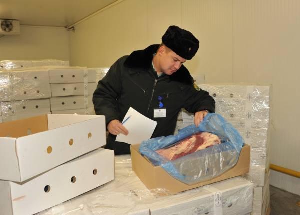 Смоленские таможенники предотвращают импорт продукции из стран Евросоюза 6917841_m