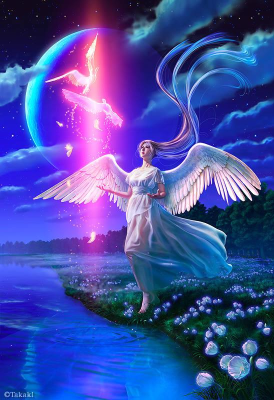 Живопись на тему фантастики, фэнтези, сказки, сюрреализма - Страница 2 7009142_m