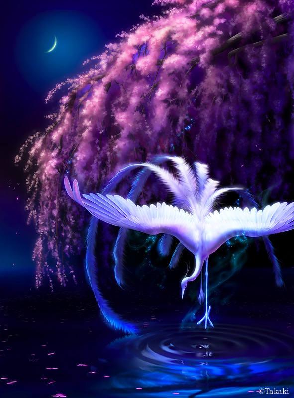 Живопись на тему фантастики, фэнтези, сказки, сюрреализма - Страница 2 7009146_m