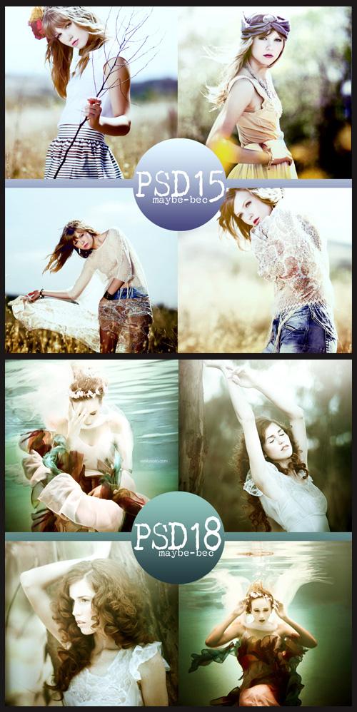 Photoshop Actions - Psd Coloring, part 9