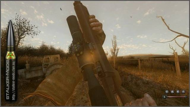Адаптация Original Weapons Renewal 2.1.5