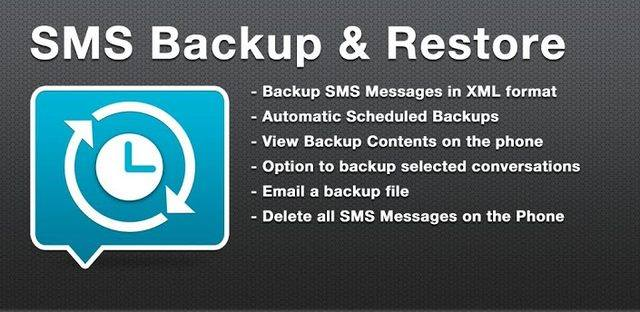 SMS Backup & Restore Pro v7.22 (2014/RUS/ENG/Multi/Android)