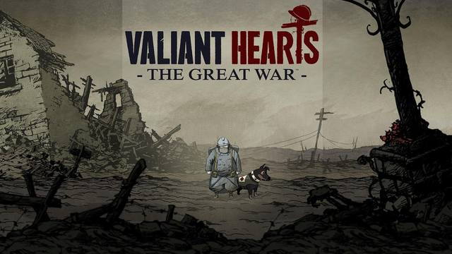 Valiant Hearts: The Great War Full v1.0.0 (2014/RUS/ENG/Android)