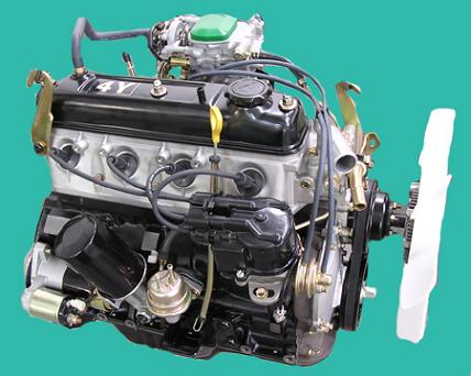 Engine-for-Toyota-4Y