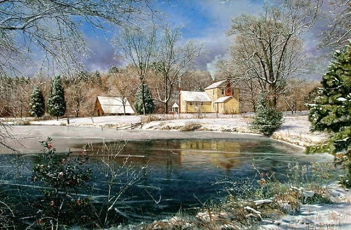 Современная живопись - Разное - Страница 2 7108629_m