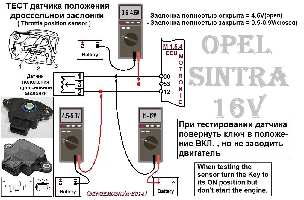 Фото №23 - как проверить дпдз ВАЗ 2110