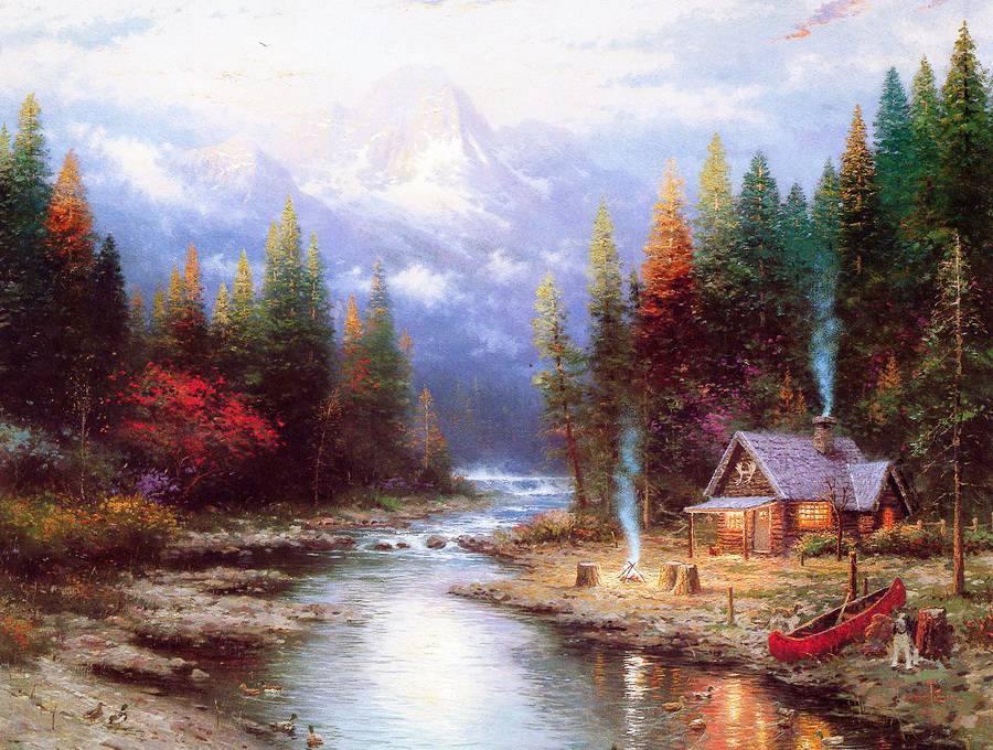 Современная живопись - Разное - Page 2 7113207_m