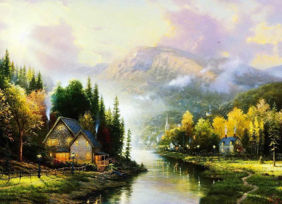 Современная живопись - Разное - Page 2 7113208_m